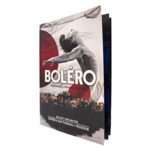 Brochure Boléro