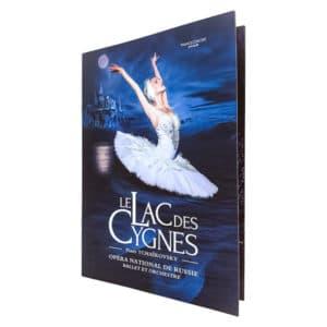 Brochure Lac des Cygnes