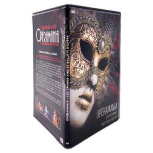 Dvd Operamania